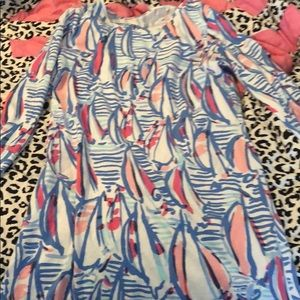 Red Right Return Lilly Pulitzer Dress